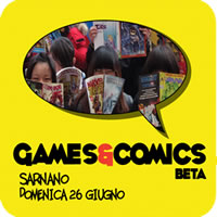 Games and Comics Day